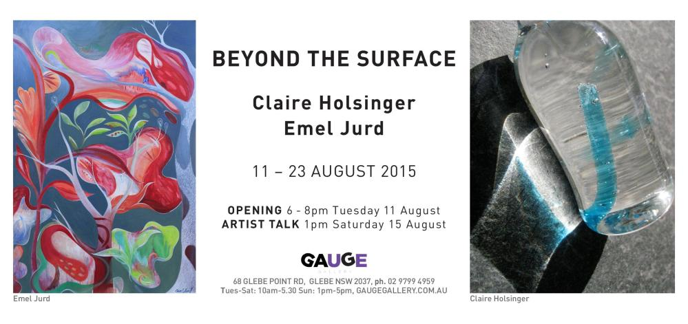 Upcoming Exhibition 'Beyond The Surface' (1/2)